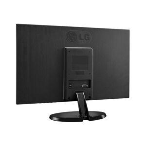 """Lg Electronics LG 19M38A-B - Écran LED - 18.5"""" - 1366 x 768 - TN - VGA - noir mat - Ecran PC"""