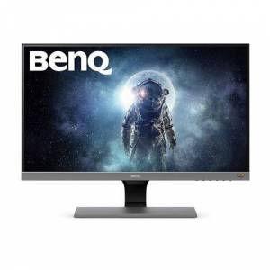 "BenQ EW277HDR - Écran LED - 27"" - 1920 x 1080 Full HD (1080p) - A-MVA - 300 cd/m² - 3000:1 - 4 ms - 2xHDMI, VGA - haut-parleurs - gris métallisé - Ecran PC"
