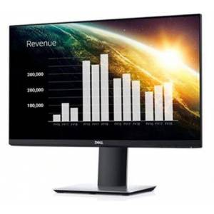 """Dell P2319H - Écran LED - 23"""" (23"""" visualisable) - 1920 x 1080 Full HD (1080p) - IPS - 250 cd/m² - 1000:1 - 5 ms - HDMI, VGA, DisplayPort - noir - avec 3 ans de Advanced Exchange Service et Premium Panel Guarantee - pour Latitude 7400 2-in-1; XPS 15 957 - Ecran PC"""
