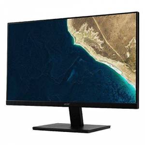 """Acer V247Y - Écran LED - 23.8"""" - 1920 x 1080 Full HD (1080p) - IPS - 250 cd/m² - 1000:1 - 4 ms - HDMI, VGA, DisplayPort - noir mat - Ecran PC"""