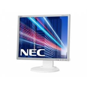 "Nec display solutions NEC MultiSync EA193Mi - Écran LED - 19"" - 1280 x 1024 - IPS - 250 cd/m² - 1000:1 - 6 ms - DVI, VGA, DisplayPort - haut-parleurs - blanc, argent - Ecran PC"