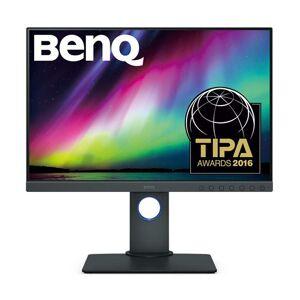 """BenQ PhotoVue SW240 - SW Series - écran LED - 24.1"""" (24"""" visualisable) - 1920 x 1200 - IPS - 250 cd/m² - 1000:1 - 5 ms - HDMI, DVI-D, DisplayPort - gris - Ecran PC"""