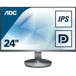 """AOC I2490VXQ - Écran LED - 23.8"""" - 1920 x 1080 Full HD (1080p) - IPS - 1000:1 - 4 ms - HDMI, VGA, DisplayPort - haut-parleurs - Ecran PC"""