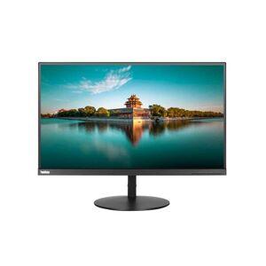 "Lenovo ThinkVision P27h - Écran LED - 27"" (27"" visualisable) - 2560 x 1440 WQHD - IPS - 350 cd/m² - 1000:1 - 4 ms - 2xHDMI, DisplayPort, USB-C - noir - Ecran PC"