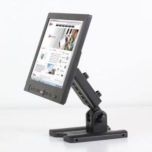Faytech ft0100tmb écran lcd-tft 26,4 cm (10) format widescreen temps de réponse 6 ms vga hdmi écran tactile noir - Ecran PC