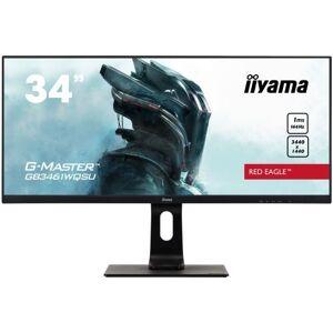 "IIYAMA Ecran PC Gaming Iiyama GB3461WQSU-B1 34"" Ultra Wide QHD Noir - Ecran PC"