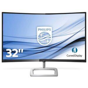 """PHILIPS Ecran Philips E-line 328E9FJAB 31.5"""" Incurvé - Ecran PC"""