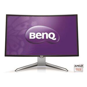 "BenQ EX3200R - Écran LED - incurvé - 31.5"" - 1920 x 1080 Full HD (1080p) - VA - 300 cd/m² - 1000:1 - 4 ms - HDMI, DisplayPort, Mini DisplayPort - gris - Ecran PC"