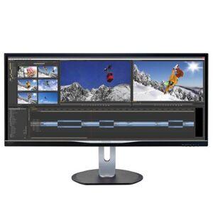 "PHLI Ecran Philips Brilliance BDM3470UP Gaming 34"" - Ecran PC"