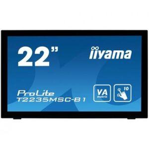 """IIYM Ecran Iiyama T2235MSC-B1 21.5"""" Tactile - Ecran PC"""