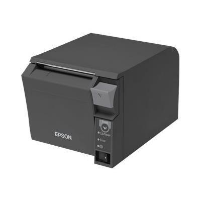 Epson TM T70II - imprimante de reçus - monochrome - thermique en ligne - Imprimante standard