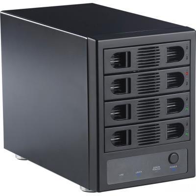 xystec boîtier usb 3.0 esata raid pour 4 disques durs sata 3,5'' - boitier externe pour disque dur