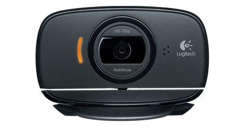 logitech webcam logitech hd c525 - webcam