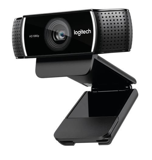 lgtc webcam logitech c922 pro stream noir - webcam