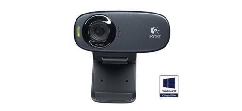 logitech webcam hd c310 - webcam