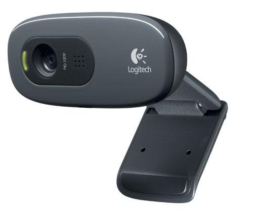 logitech webcam c270 - webcam