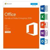 Microsoft Office 2016 Famille et Petite Entreprise - 1 PC - PC