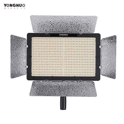 YONGNUO YN1200 LED Video Light 3200K-5500K Photographie et enregistrement vidéo Fill Light w / télécommande Luminosité réglable CRI≥95 Soutien APP Télécommande Éclairage de studio - Accessoire photo