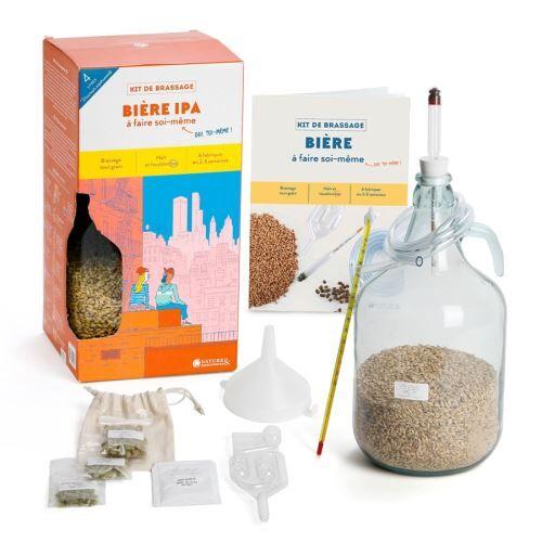 RACA Kit de brassage bière IPA Bio - Eau, boisson, glaçons