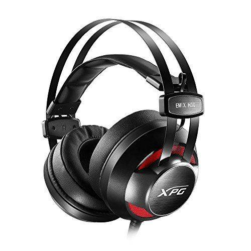 adata technology xpg emix h30 + solox f30 binaural bandeau noir, rouge casque audio casques audio (console de jeu/pc/jeux, 0,025 w, 0,1 w, 5 v, bin - casque pc