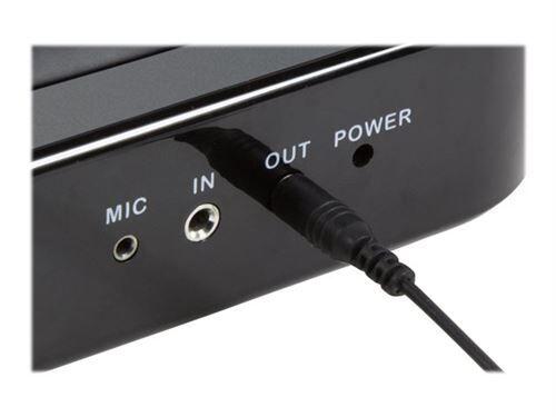 Technaxx Wireless TV Chin Guard Headphone TX-99 - Écouteurs - intra-auriculaire - sans fil - Ecouteurs