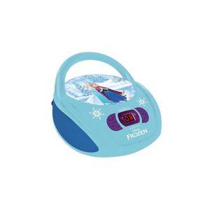 LEXI Radio lecteur CD Frozen La reine des Neiges Lexibook - Jouet multimédia