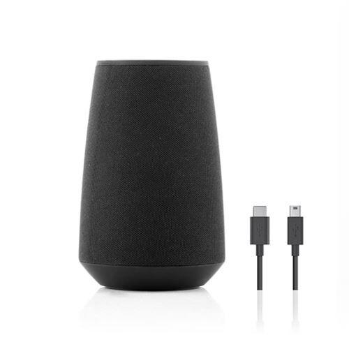 non communiqué shop story - haut-parleur bluetooth intelligent assistant vocal compatible avec siri et google assistant - enceinte intelligente