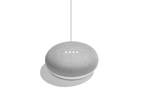 GOGL Google Home Mini Assistant Vocal Gris - Enceinte intelligente