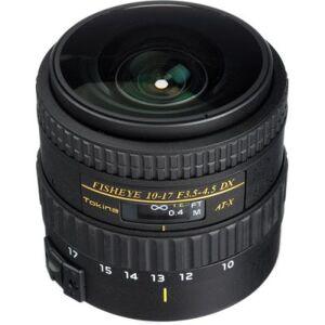 Tokina AT-X 10-17mm f/3.5-4.5 No Hood (Canon) (Objectifs) - Zoom