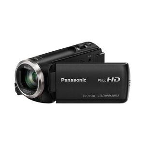 PANASONIC Caméscope Haute Définition PANASONIC HC-V180EF-K - Caméscope analogique