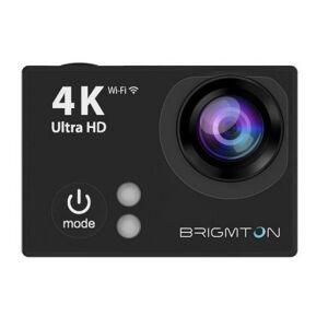 Brigmton Caméra Sport BRIGMTON BSC-9HD4K 2 Full HD 4K Wifi - Caméra sport