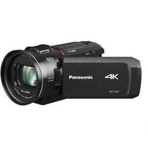 Panasonic Caméscope Panasonic HC-VX1 4K - Caméra sport