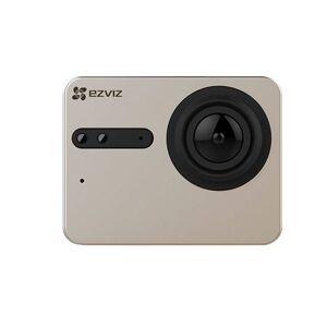EZVIZ S5 4K Caméra Sport Action, 16MP, Boîtier étanche, Grand angle 158°, Écran tactile 2 pouces, Wi-Fi Dual 2.4G, BLE 4.0., 1 Batterie rechargeable, Microphone Dual, Port carte SD, Processeur vidéo Ambarella - Caméra sport