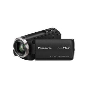 Panasonic HC-V180 - caméscope - stockage : carte Flash - Caméscope à carte mémoire