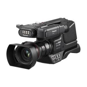 Panasonic Camescope d'épaule Panasonic HC-MDH3E Noir - Caméscope analogique