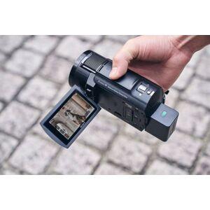 Sony Caméscope 4K Sony FDRAX43 Noir - Caméscope à carte mémoire