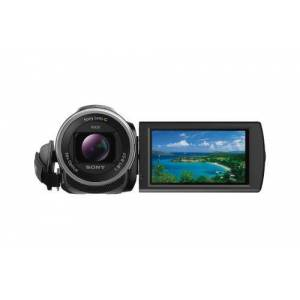 Sony Caméscope Sony HDR-CX625 Full HD WiFi et NFC Stabilisateur B.O.SS - Caméscope analogique