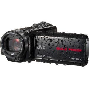 JVC EverioR GZ-R435BEK - caméscope - Konica Minolta - stockage : carte Flash - Caméscope analogique