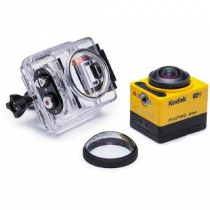 KDAK Action Cam Kodak SP360 Extreme Pack - Caméra sport