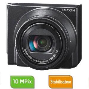 Ricoh Unité optique interchangeable Ricoh P10 : 28 - 300 mm f/3.5 - 5.6 VC + Capteur CCD 10 Mégapixels intégré - Zoom