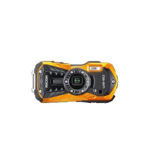 Ricoh Wg 50 Orange - Compact Outdoor 16 Mp + Etui Neoprene - Appareil photo numérique compact