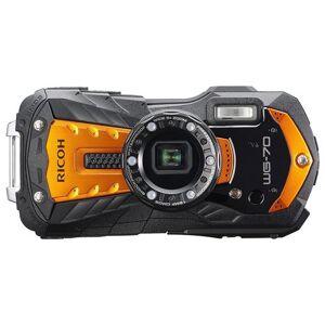 RICOH compact étanche wg-70 orange garanti 2 ans - Appareil photo numérique compact