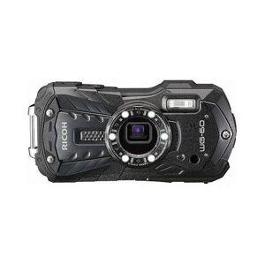 Ricoh WG-60 Appareil Photo Numérique Compact Etanche 16 MP HD (1080p) Noir - Appareil photo numérique compact
