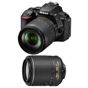 NIKON d5600 + 18-105 vr + 55-200 vr II - Appareil photo numérique reflex
