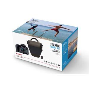 Canon Pack Bridge Numérique Canon Powershot SX70 HS + Housse + Carte SD 16Go - Appareil photo bridge