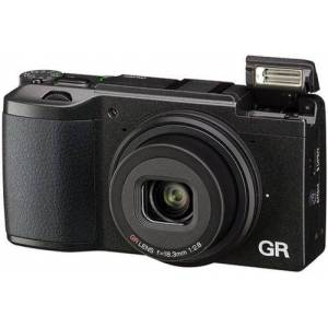 RCOH Compact Ricoh GR II Noir - Appareil photo compact
