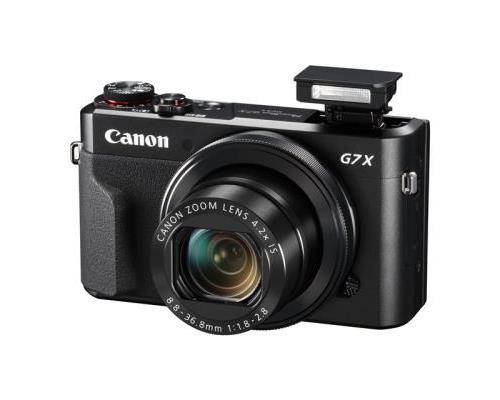 canon powershot g7 x mark ii premium kit - appareil photo compact