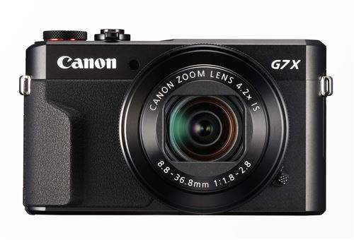 canon compact canon powershot g7x mark ii - appareil photo compact