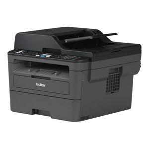Brother MFC-L2710DN - Imprimante multifonctions - Noir et blanc - laser - Legal (216 x 356 mm) (original) - A4/Legal (support) - jusqu'à 30 ppm (impression) - 250 feuilles - 33.6 Kbits/s - USB 2.0, LAN - Imprimante multifonctions