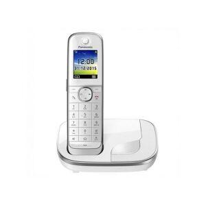 Panasonic Téléphone Sans Fil Panasonic KX-TGJ310SPW DECT 1,8 TFT GAP Blanc - Téléphone sans fil
